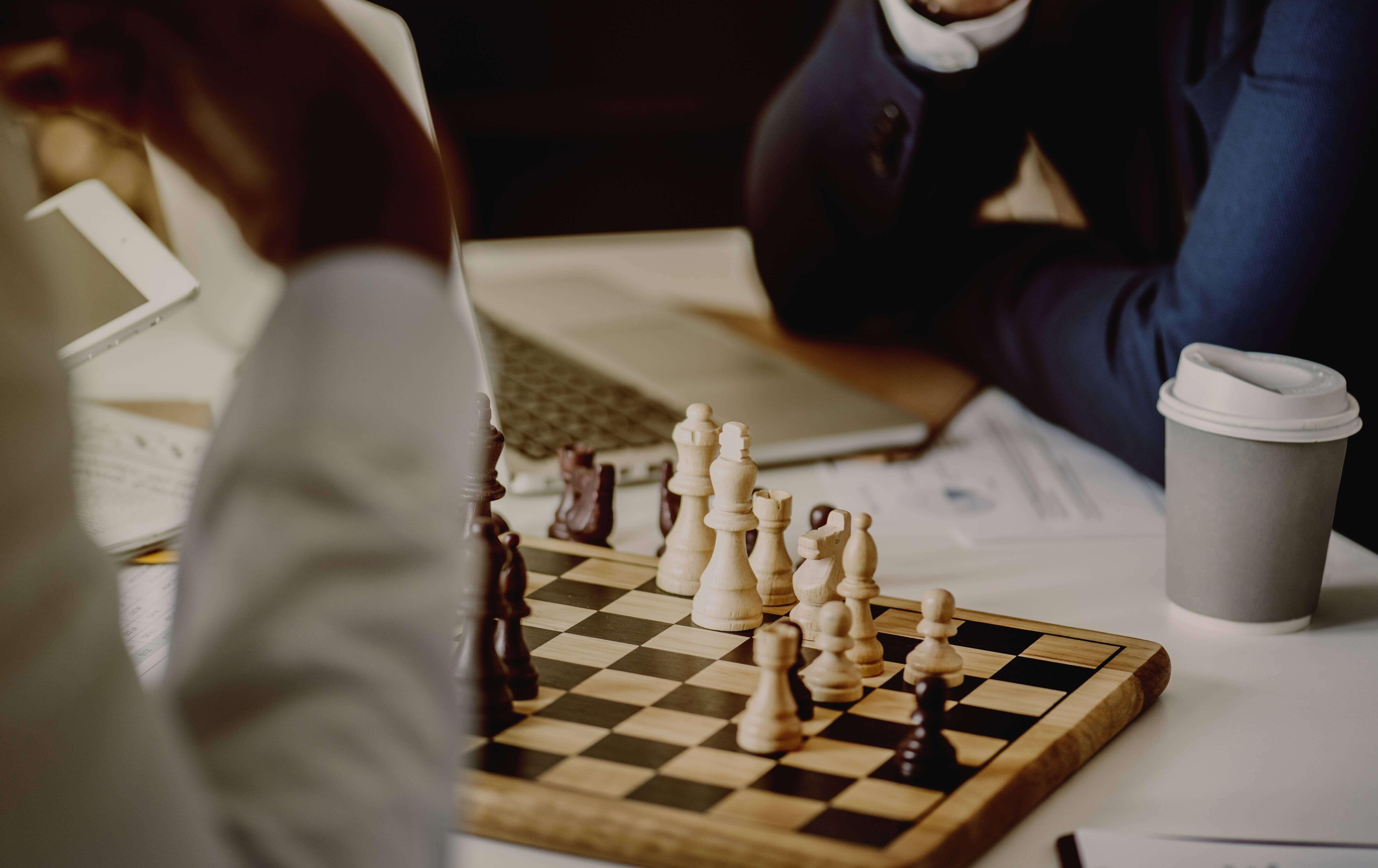 intelligent chess game
